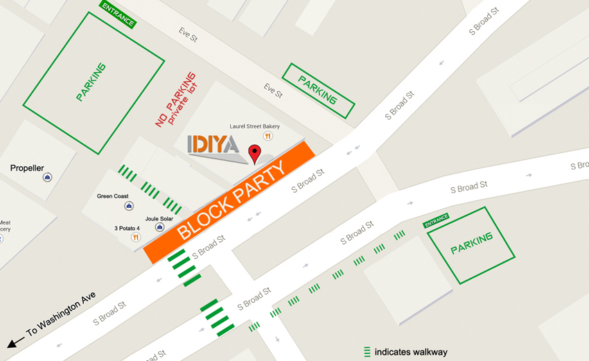Idiya Grand Opening Schedule Of Events