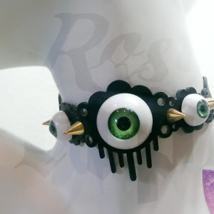 Eyeball Choker
